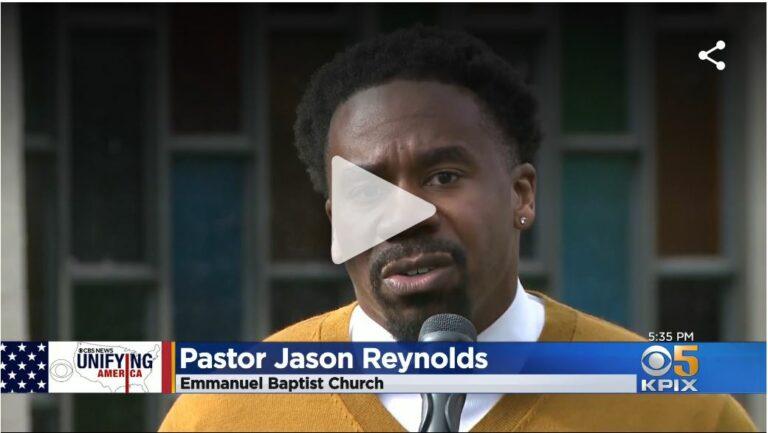 Unifying America: Venerable San Jose Baptist Church Fights On COVID Frontlines